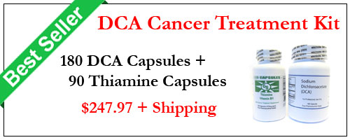 DCA Cancer Treatment Kit
