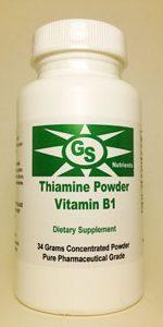 Thiamine-Powder